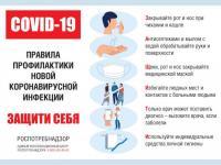 Как защитить себя и свою семью. Коронавирус